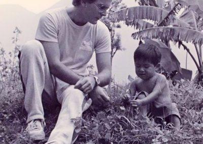 Guatemala - early years of GCP