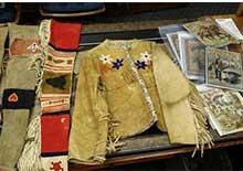 Buffalo Bill's Wild West Show – Original relics