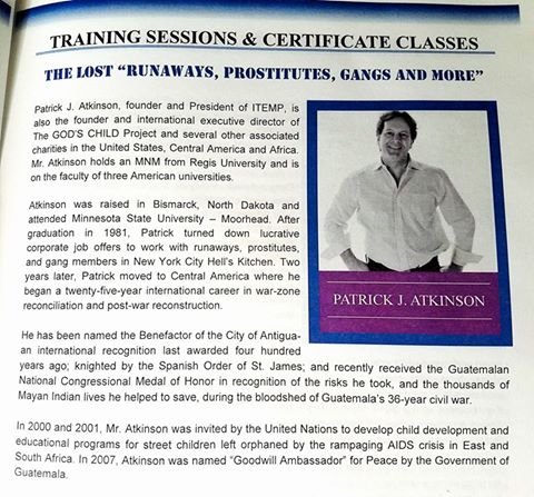 Training Session Speaker Bio