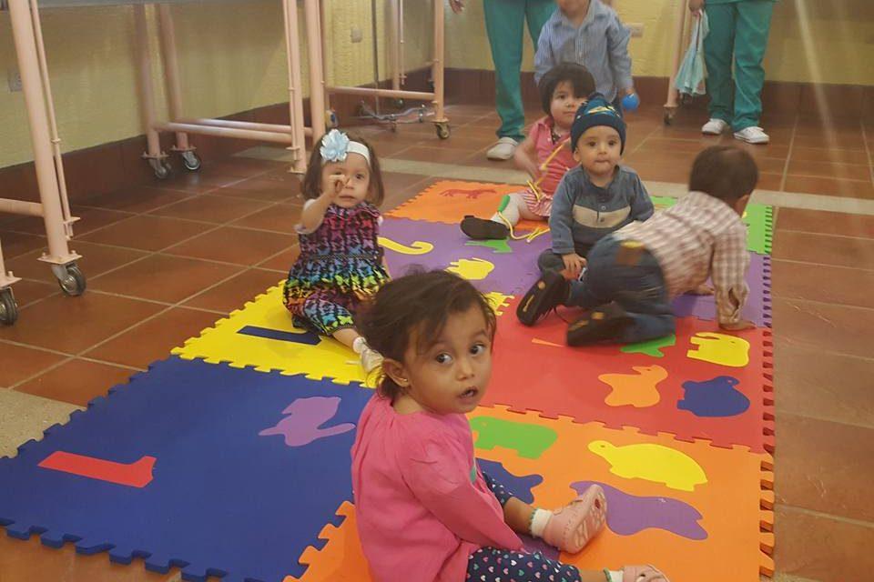 Inauguration of Casa Jackson Hospital for Malnourished Children