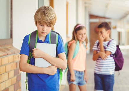 Bullying: The Playground Plague That Affects 1 in 3 Children