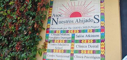 Asociación Nuestros Ahijados de Guatemala