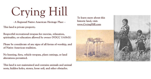 Crying Hill Development