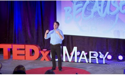 Living without Restraint: Combatting Fear in Pursuit of Service  – TEDx