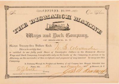 19-may-16_1878_Bismarck_DT_Marine_incorp_cert