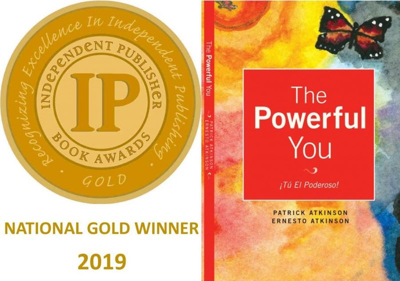 Independent Publisher National Gold Winner - The Powerful You